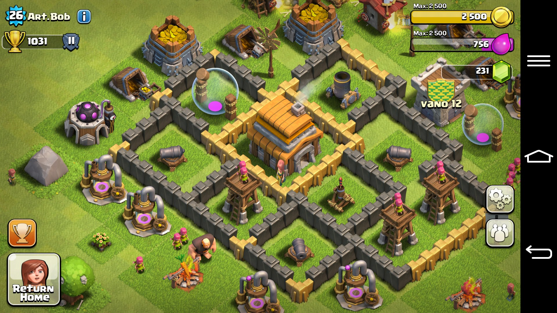 Clash Of Clans Games For Android Free Download Clash