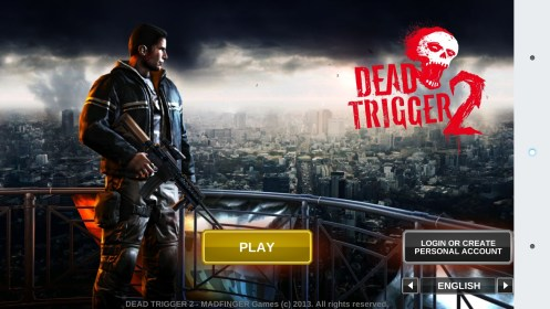 DEAD TRIGGER 2 for Explay ActiveD 8.2 3G