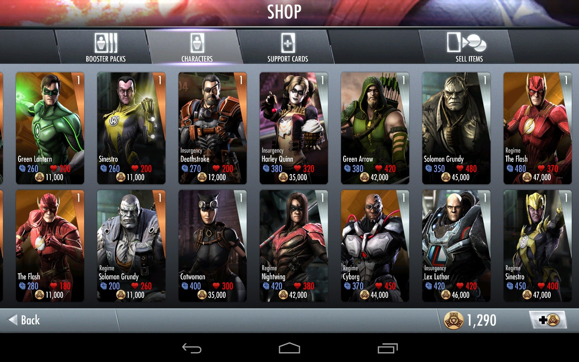injustice gods among us android download free