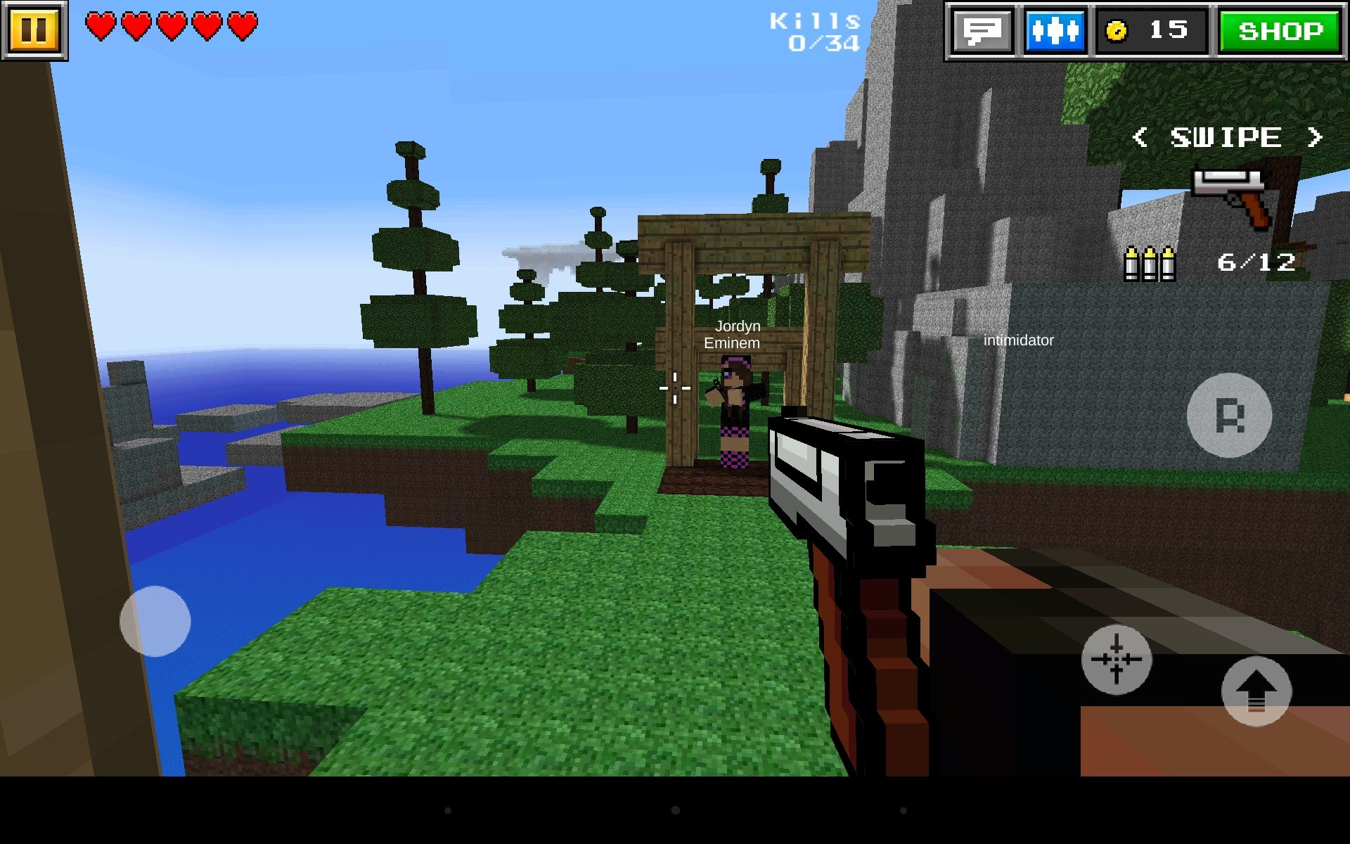 pixel gun 3d dating app no Download pixel gun 3d (minecraft style) 1512 minecraft-style multiplayer shooter important: it's necessary to install this game from the official uptodown app.