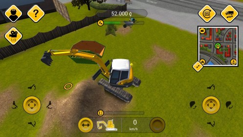Construction Simulator 2014 for Oppo R3