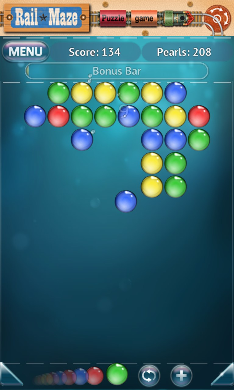 Bubble Explode - PlayGamesOnline