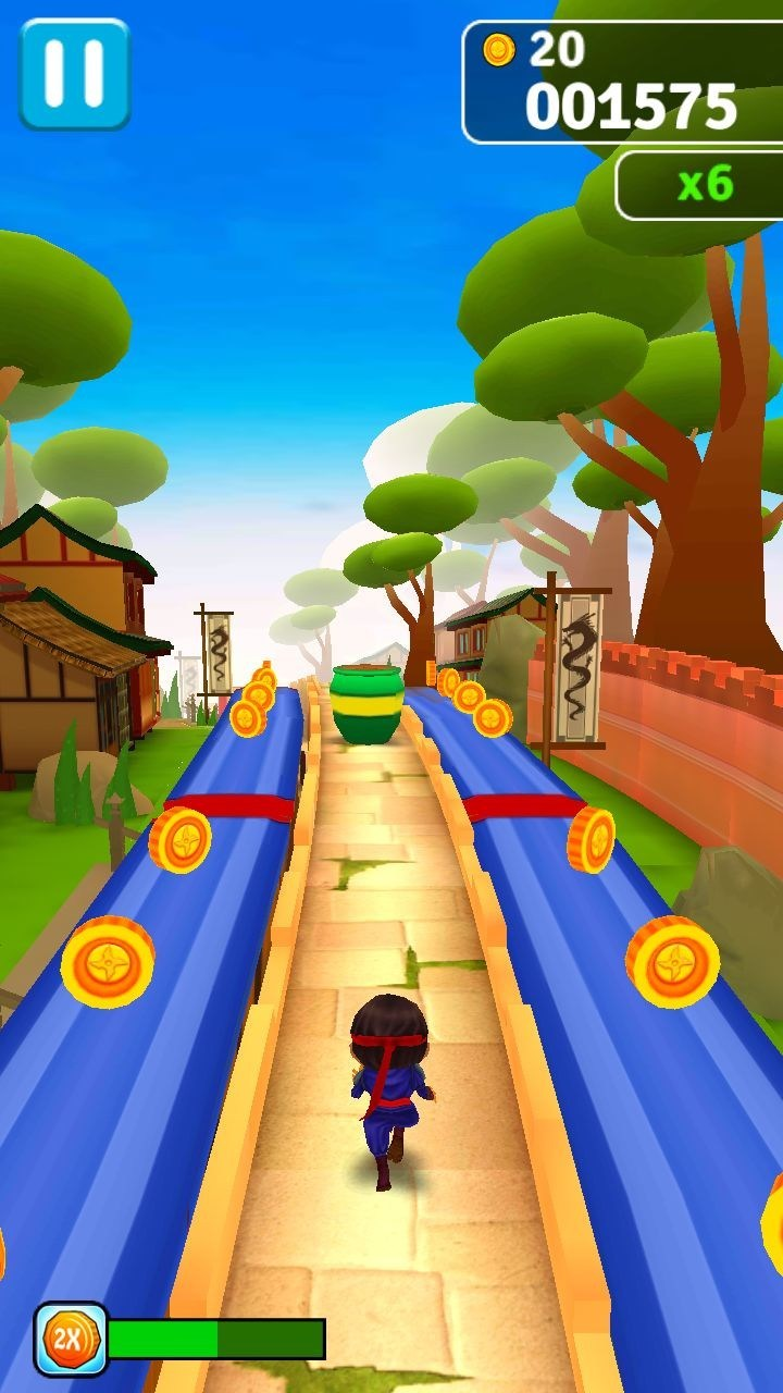 download free running 2 game for android