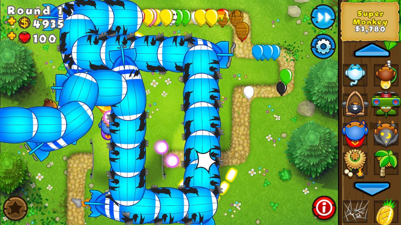Bloons TD 5 for Samsung Galaxy Tab 3 7.0 – games for ...