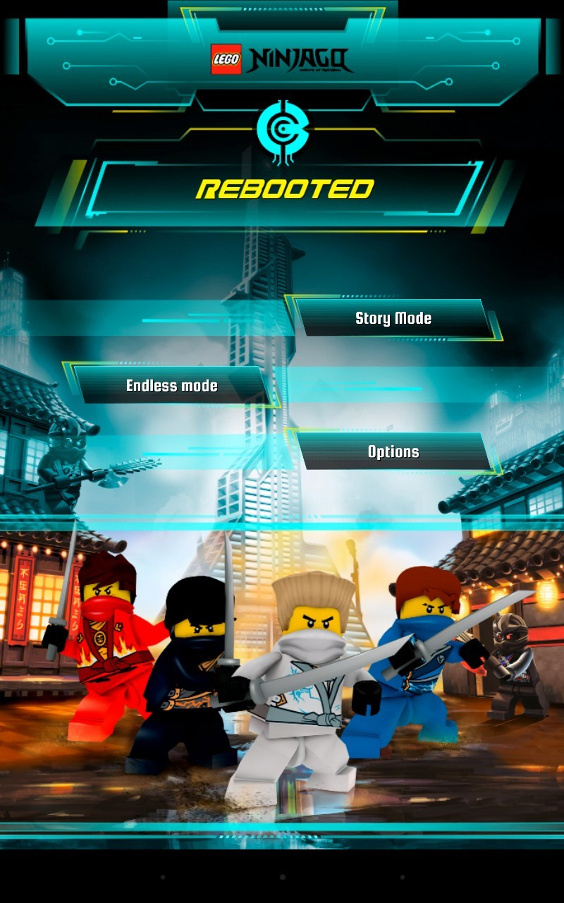 LEGO Ninjago REBOOTED - Games for Android 2018 - Free ...