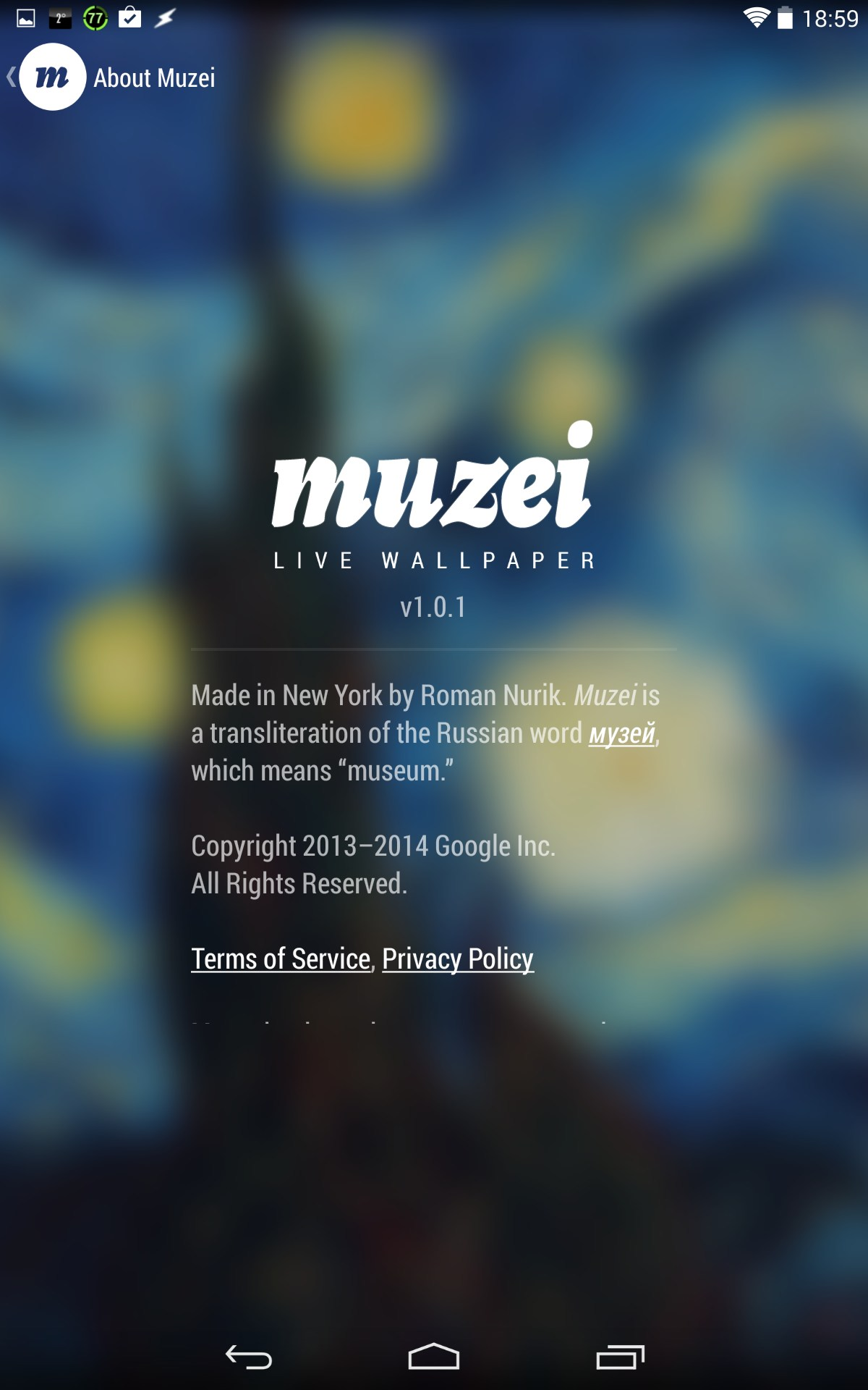 Muzei Live Wallpaper – Soft for Android 2018 – Free ...