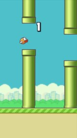 Flappy Bird for Amazon Kindle Fire