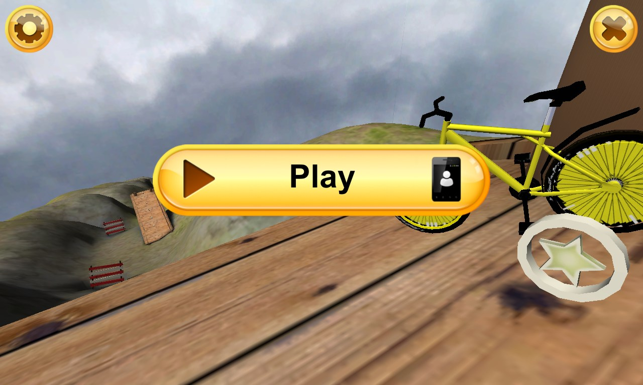 Bike Games Free Mountain Bike Simulator for