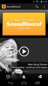 SoundHound for LG Optimus Vu