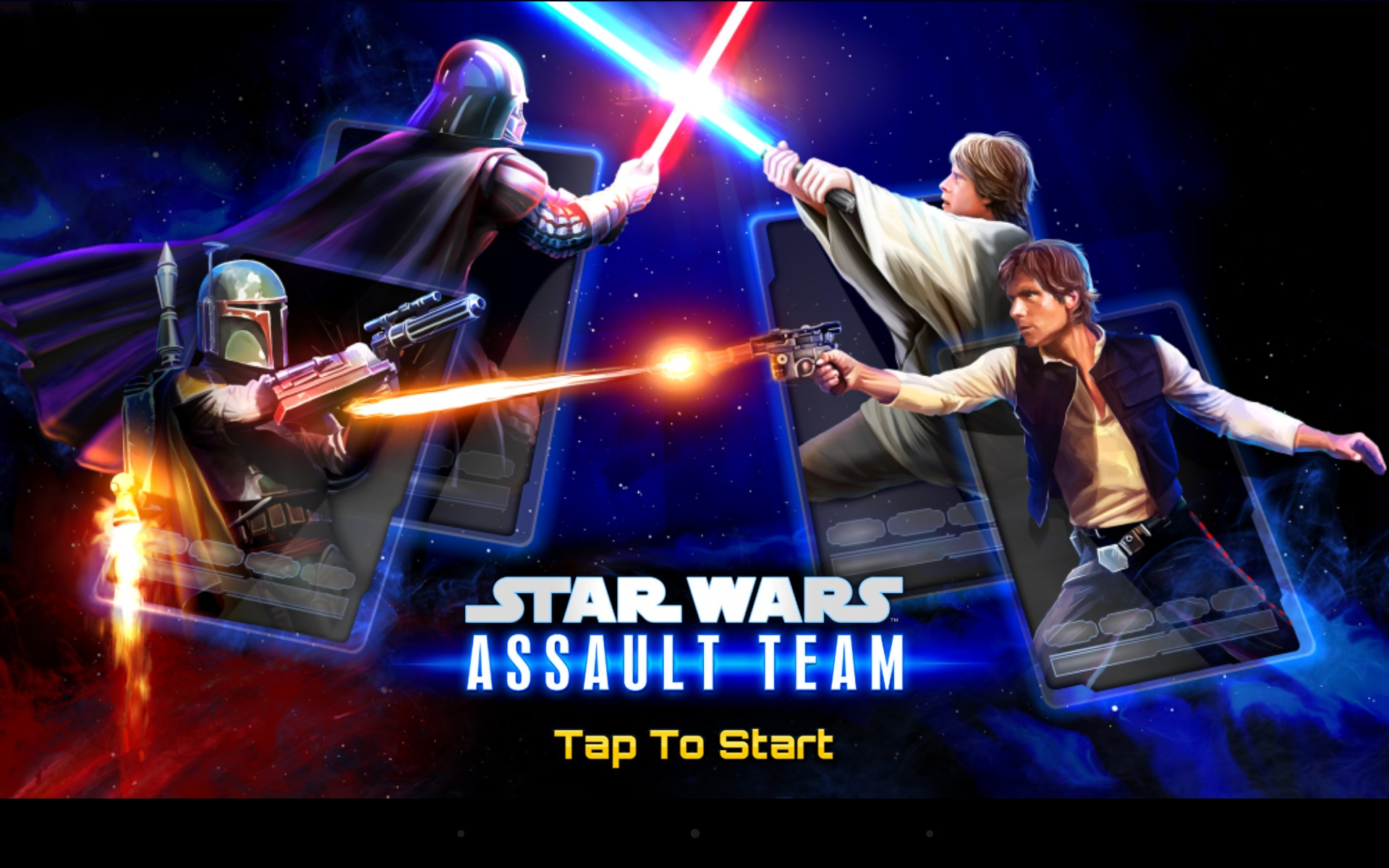 Star Wars: Assault Team turn-based card game lands on Android