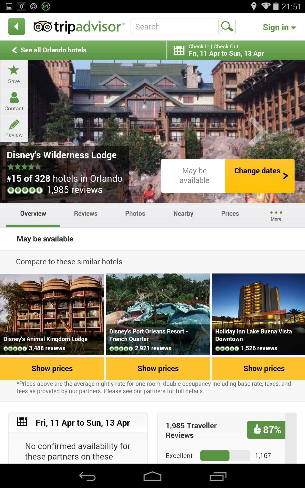 Free Cars Near Me >> TripAdvisor – Soft for Android 2018 – Free download ...