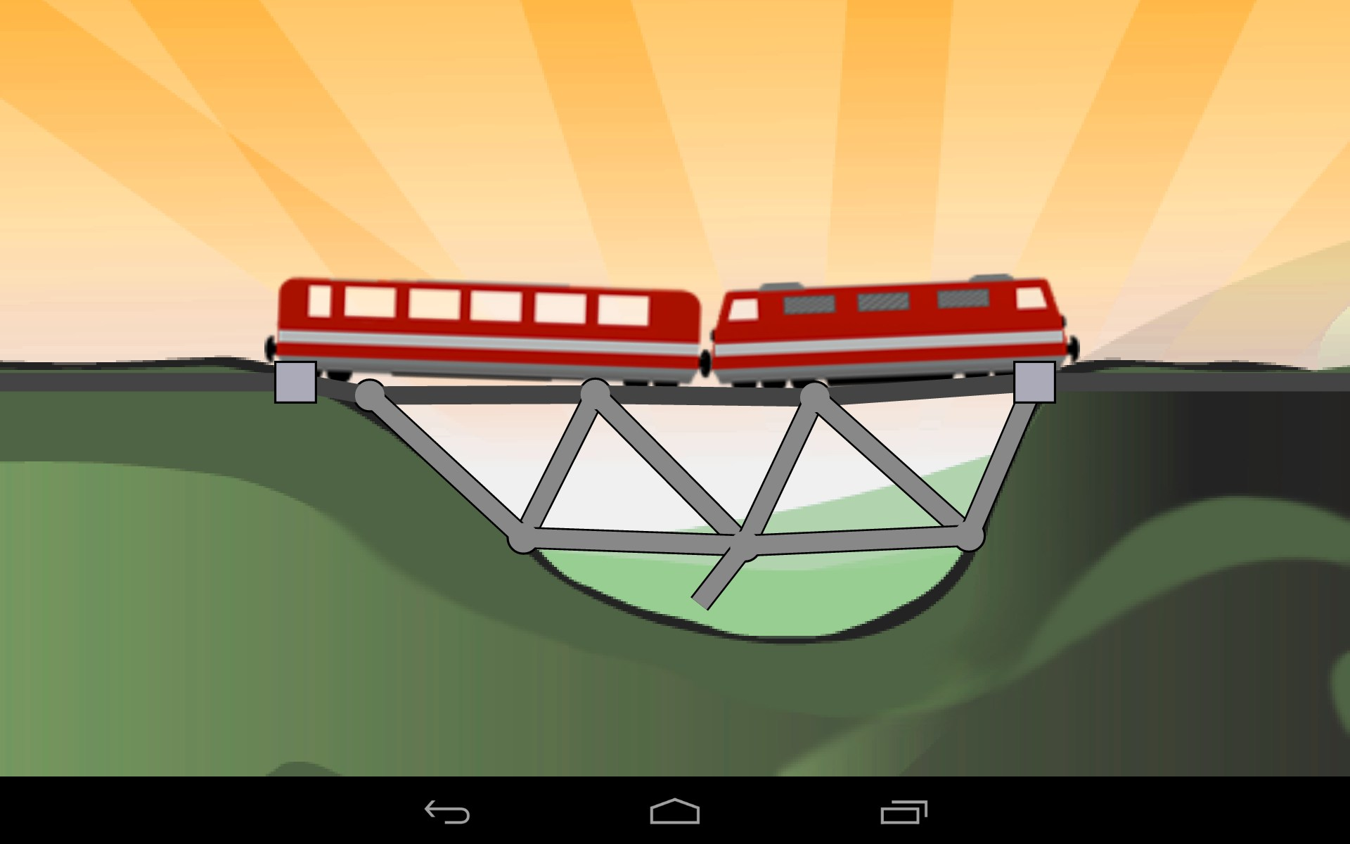 X construction for android