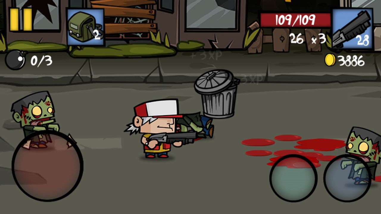 : Age of Zombies: Appstore for Android