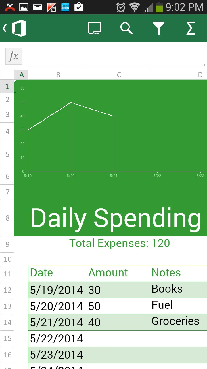 Microsoft Office Mobile – Soft for Android 2018 – Free