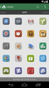 Lumos - Icon Pack