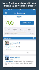 Calorie Counter & Diet Tracker by MyFitnessPal