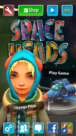 Space Heads!