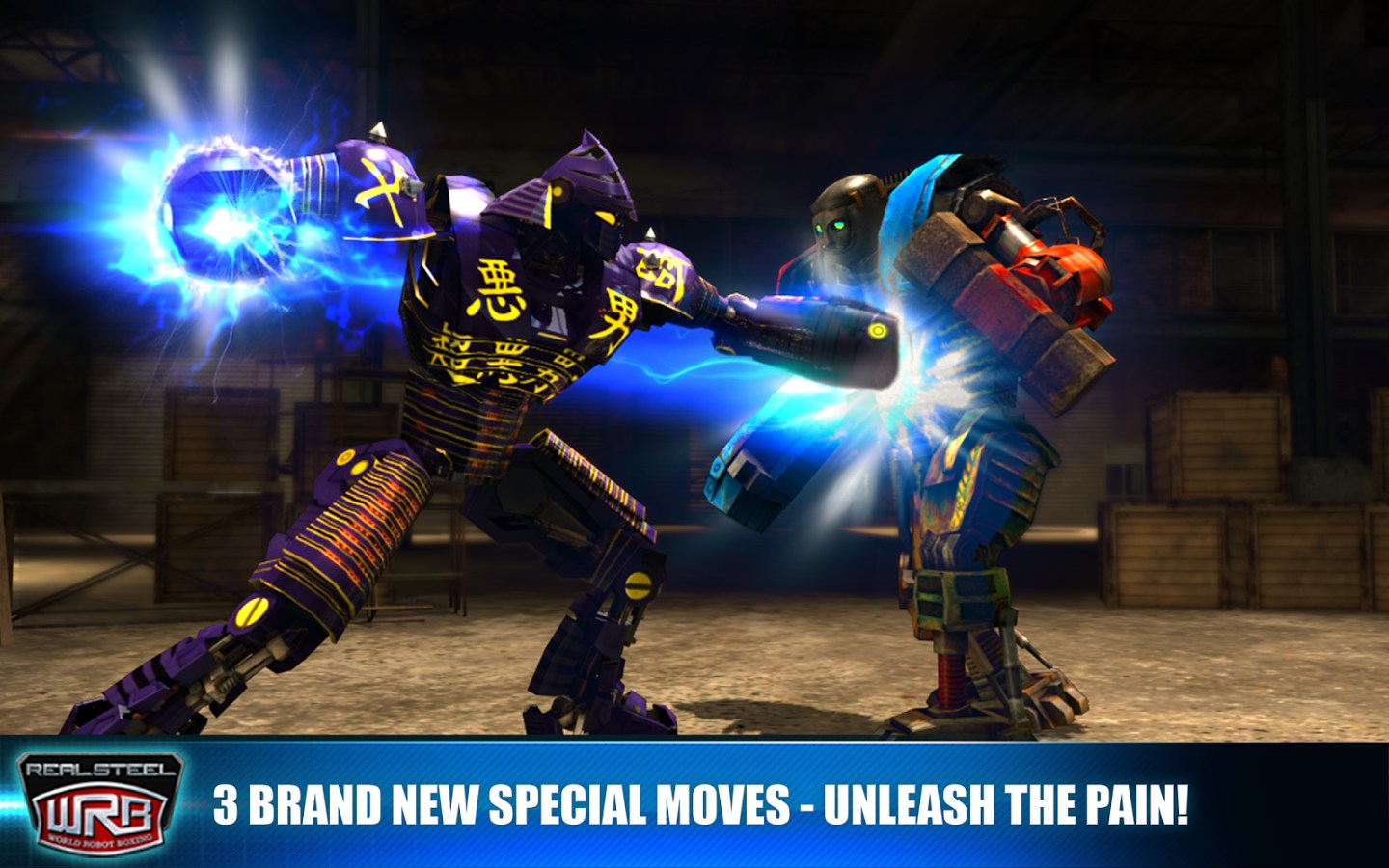 Real Steel World Robot Boxing – Games for Android – Free