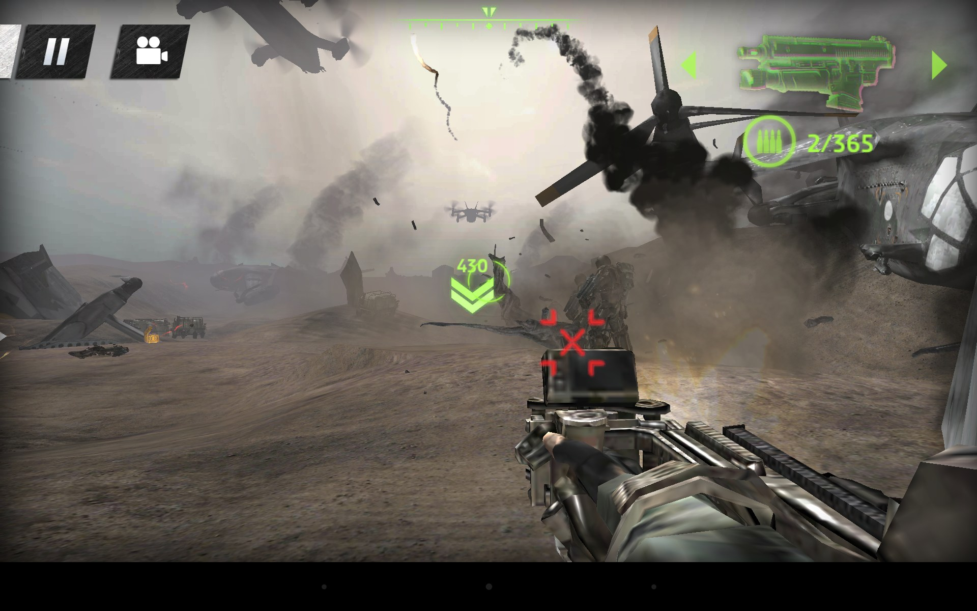 edge of tomorrow game - games for android 2018