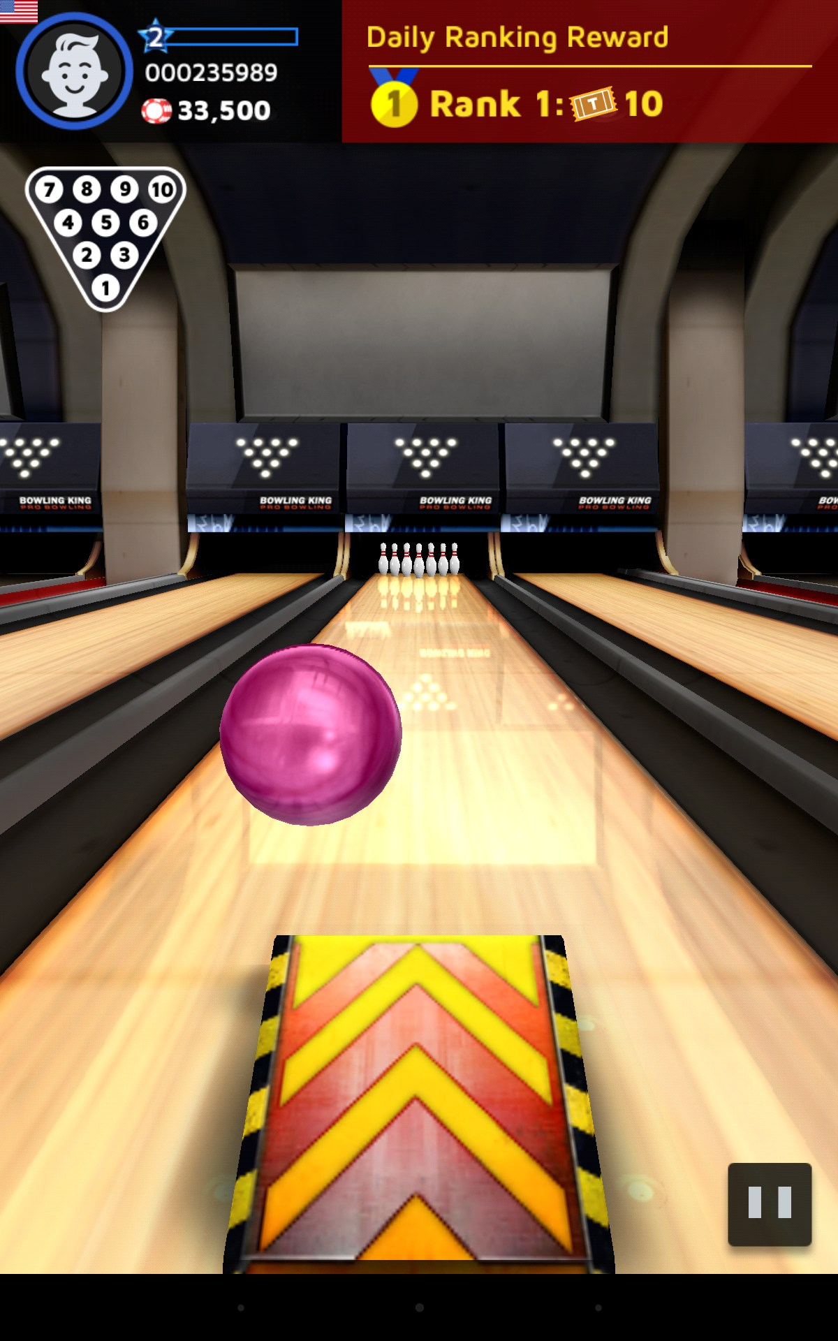 Bowling King: The Real Match – Games for Android 2018 – Free download. Bowling King: The Real