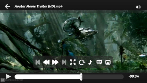 Media Player - PlayerXtreme HD
