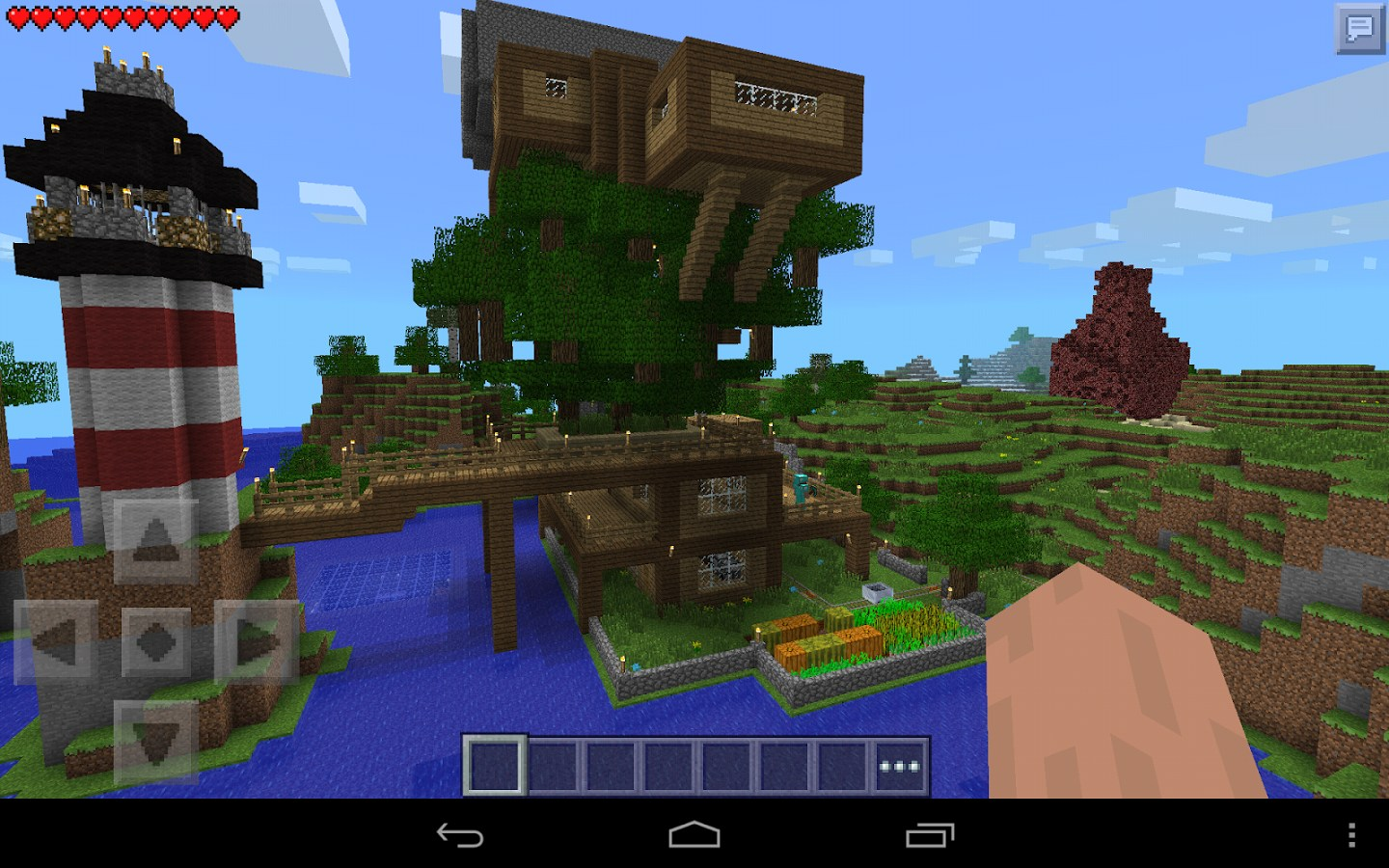kann man minecraft pocket edition online spielen