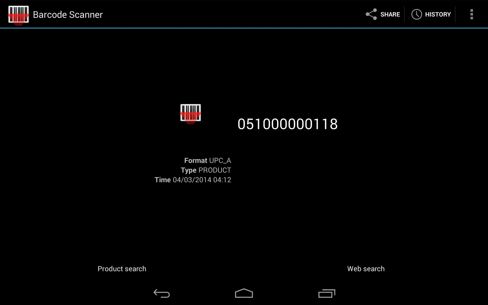barcode scanner – soft for android – free barcode