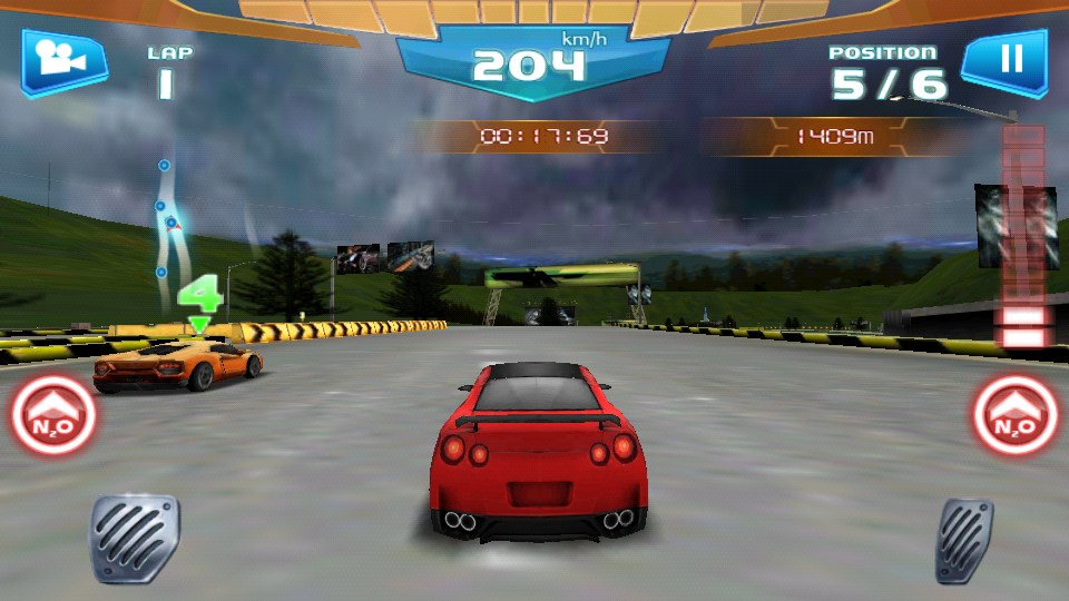Fast racing android game gameplay [game for kids] youtube.