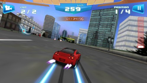 Fast Racing 3D for Samsung GT-S6500 Galaxy Mini 2