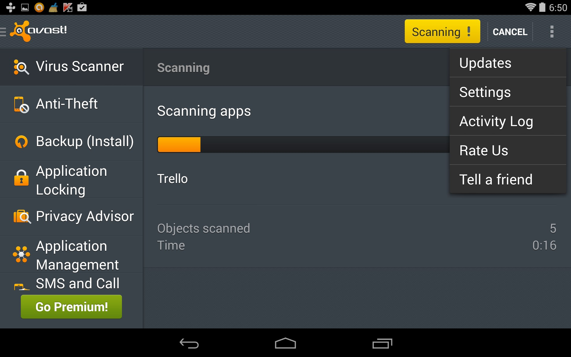 Avast from android | AVAST Mobile Security & Antivirus 6 18 1 Apk