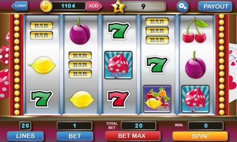 Slot Machine per 3Q Qoo! Q-pad QS0815C