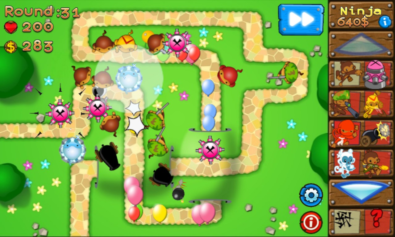 Bloons Tower Defense 5 Download