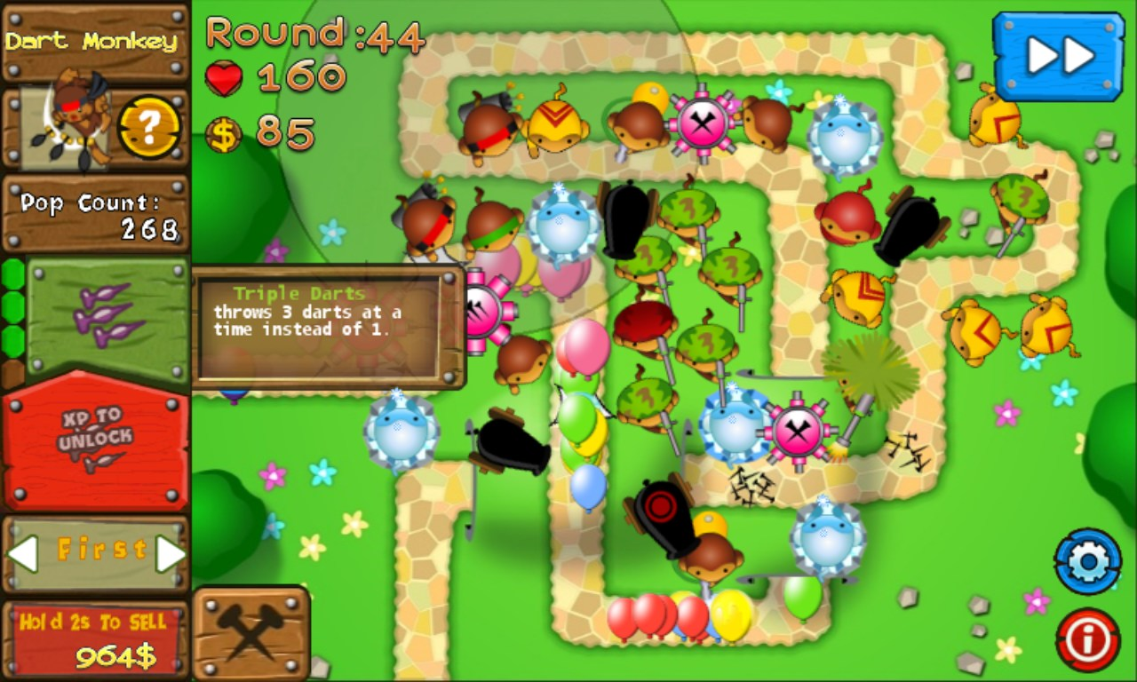 Bloons tower defense games for windows phone free download