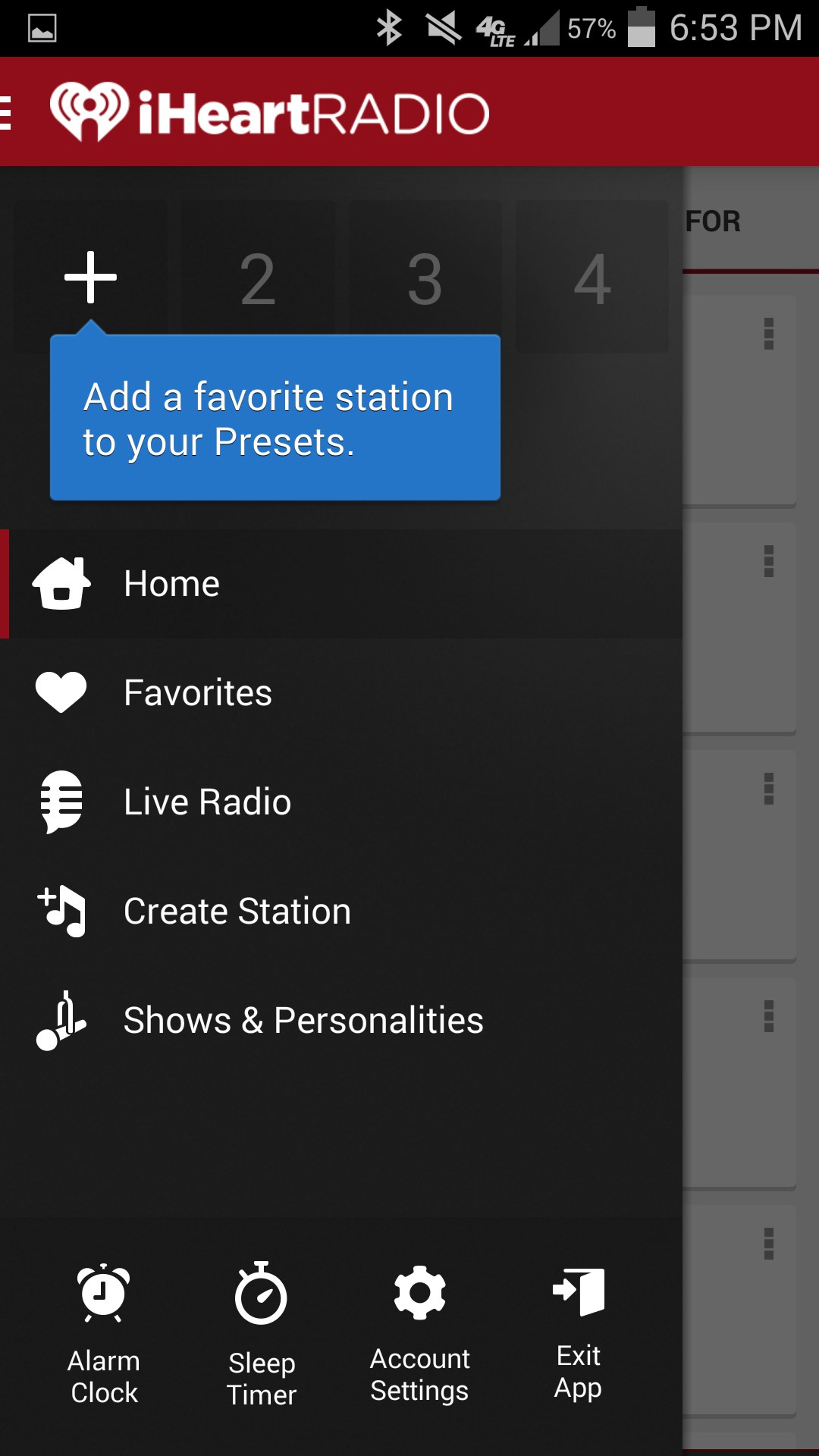 download iheartradio for android