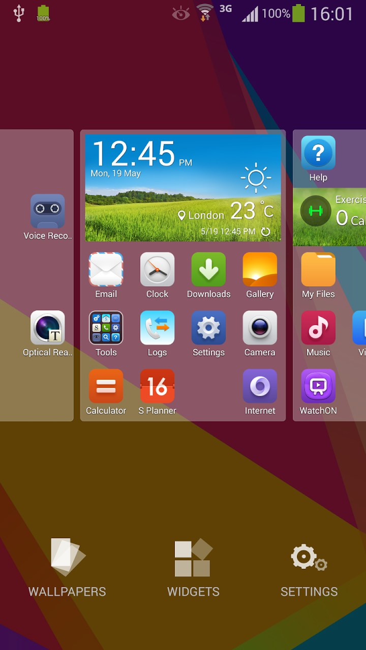 Mi Launcher (MIUI) – Soft for Android 2018 – Free download