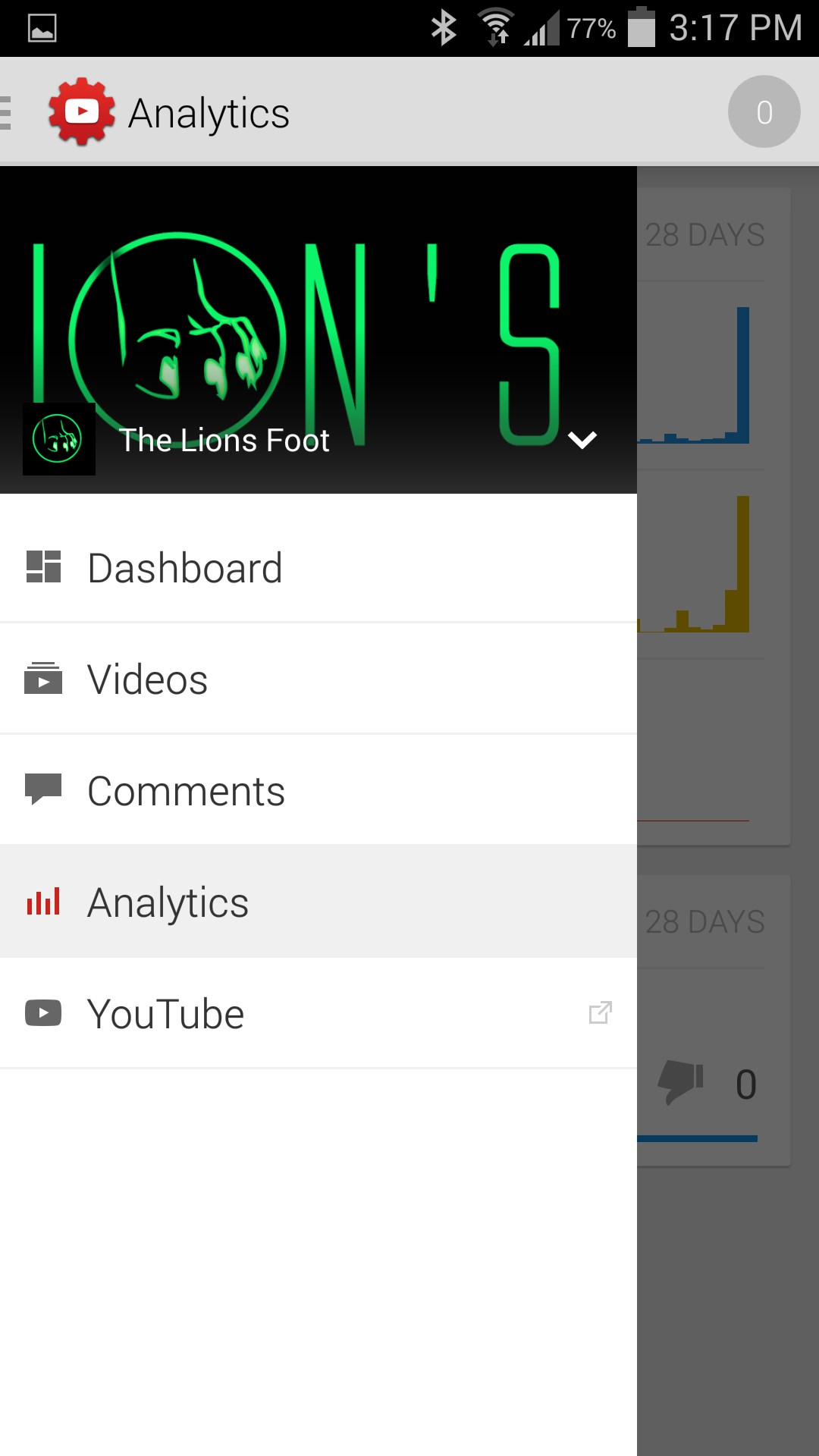 The Youtube Application On Android Supports Playback Of: YouTube Creator Studio