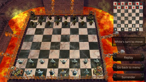 War of Chess for Samsung Galaxy Fame
