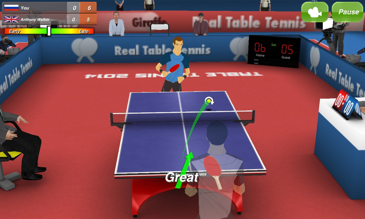download table tennis game for nokia 5130