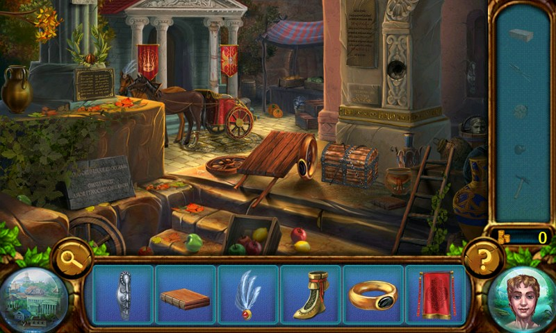Play romance of rome > online games   big fish.