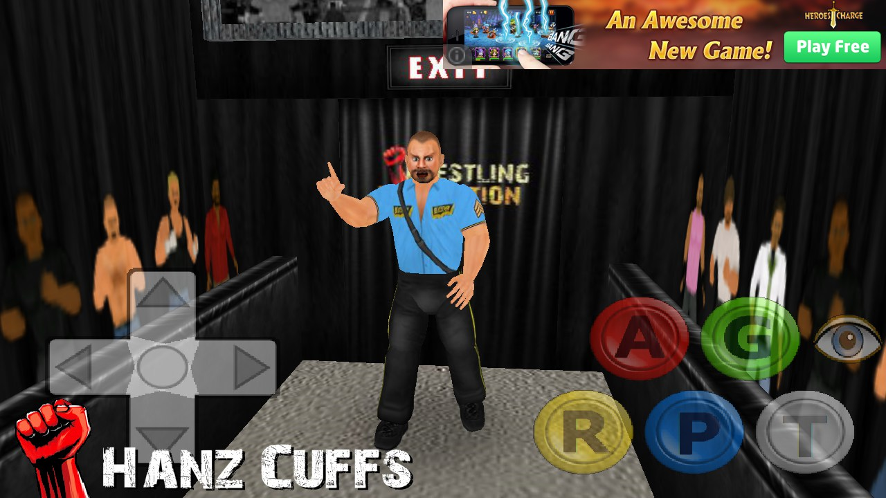 WRESTLING REVOLUTION 3D GAME DOWNLOAD FOR ANDROID