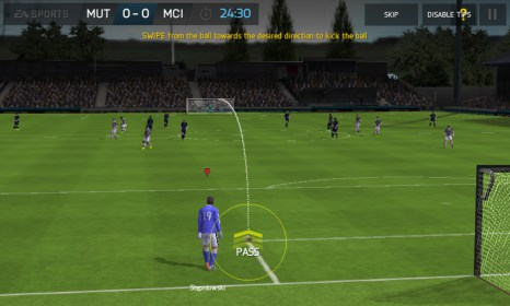 FIFA 15: UT for Nokia Lumia 635