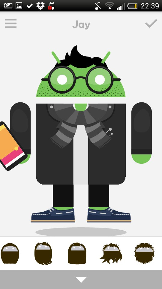 Character Design App Android : Androidify soft for android free download