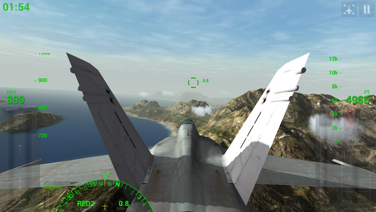 F-18 Carrier Landing V 5.5 Android