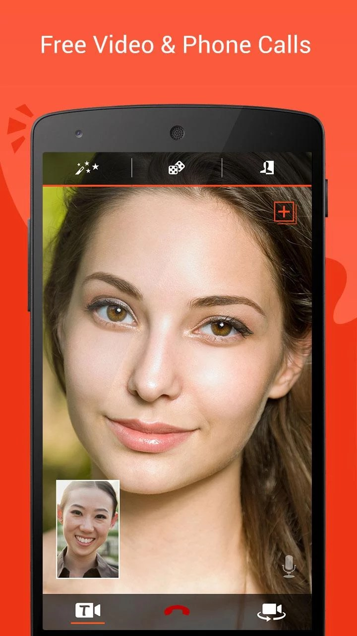 free facetime app android