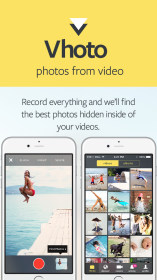 Vhoto - Photos from Video