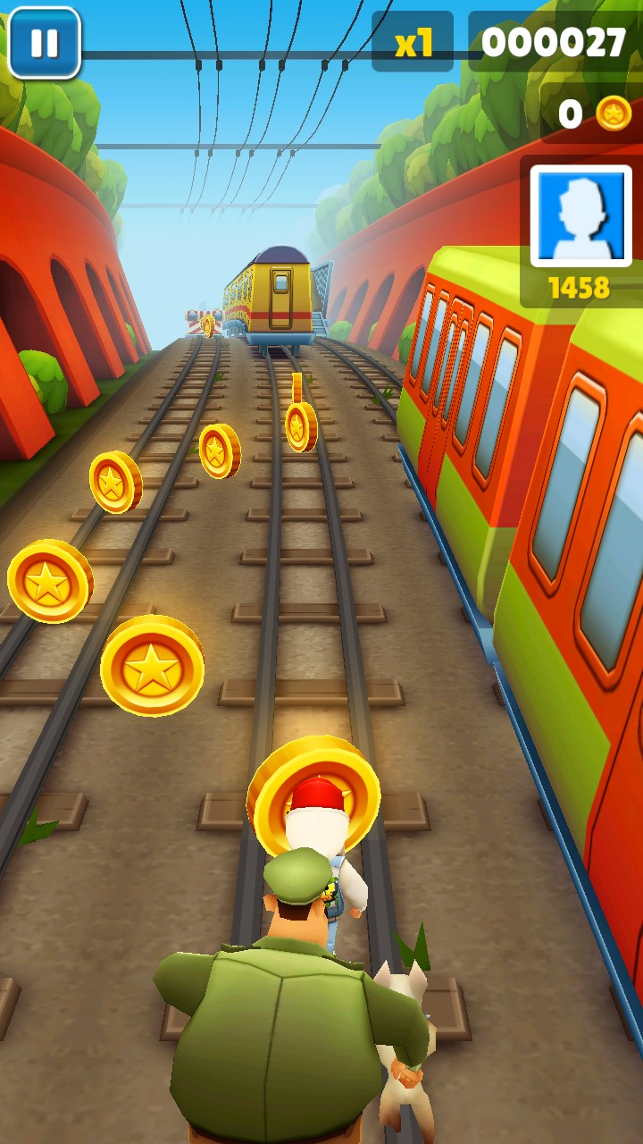 Subway Surfers – Games for Android – Free download. Subway S