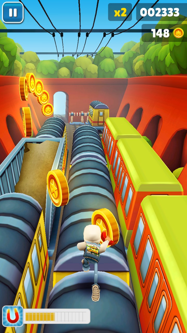 Download subway surfers 1. 97. 0 for android samsung galaxy y s5360.
