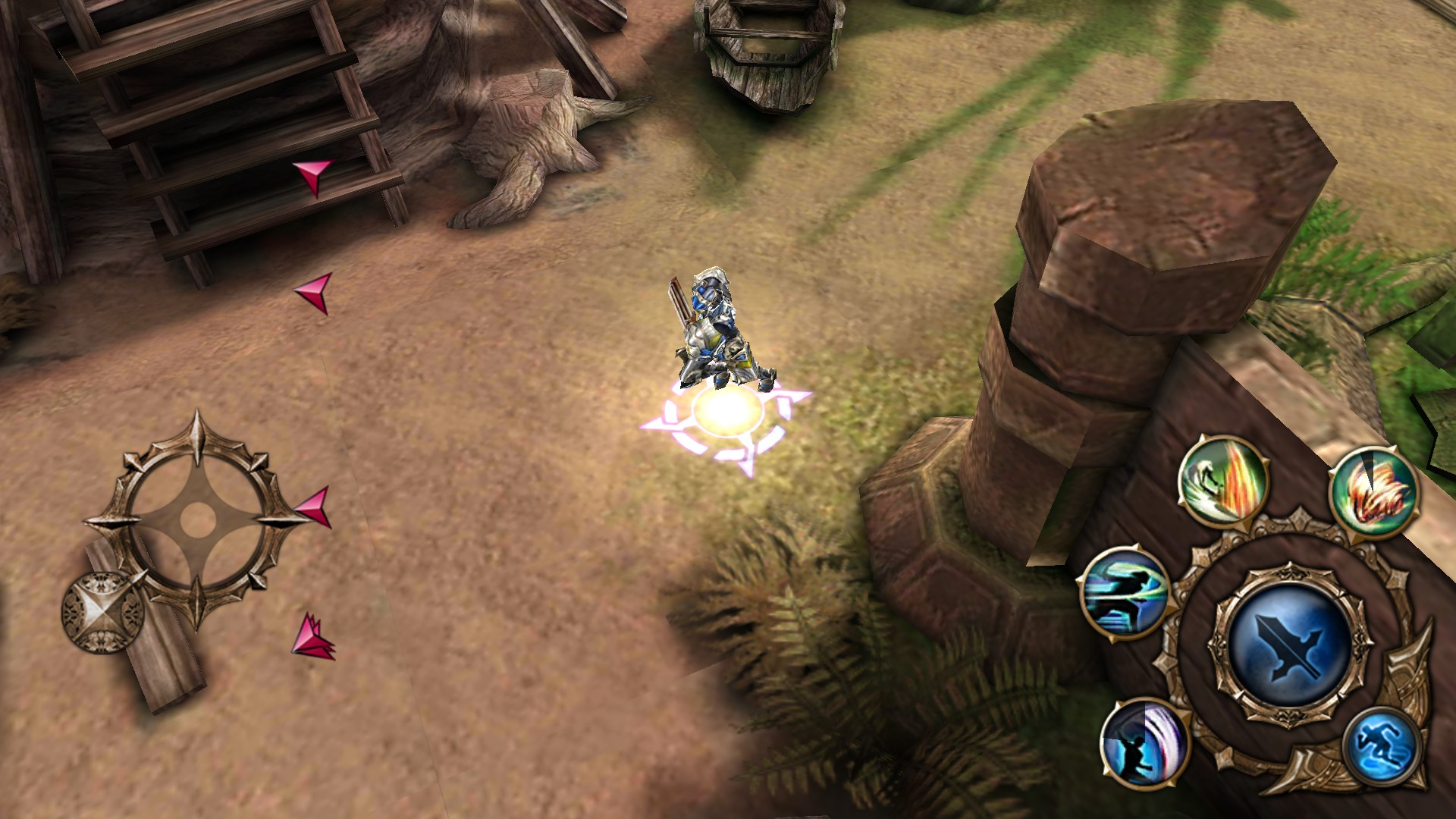 fun mmorpg games to download