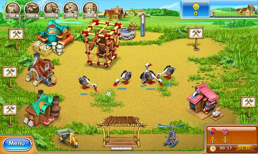 Farm Frenzy 3 – Games for Android 2018  Farm Frenzy 3 – The
