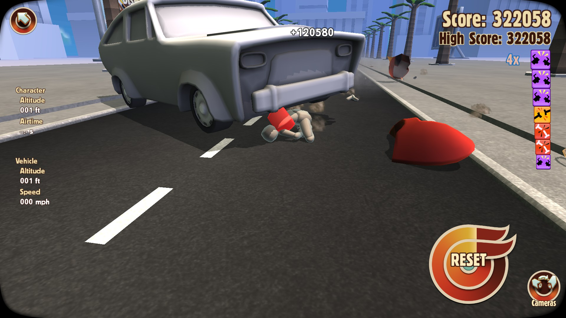 Turbo Dismount™ – Games for Android – Free download. Turbo ...